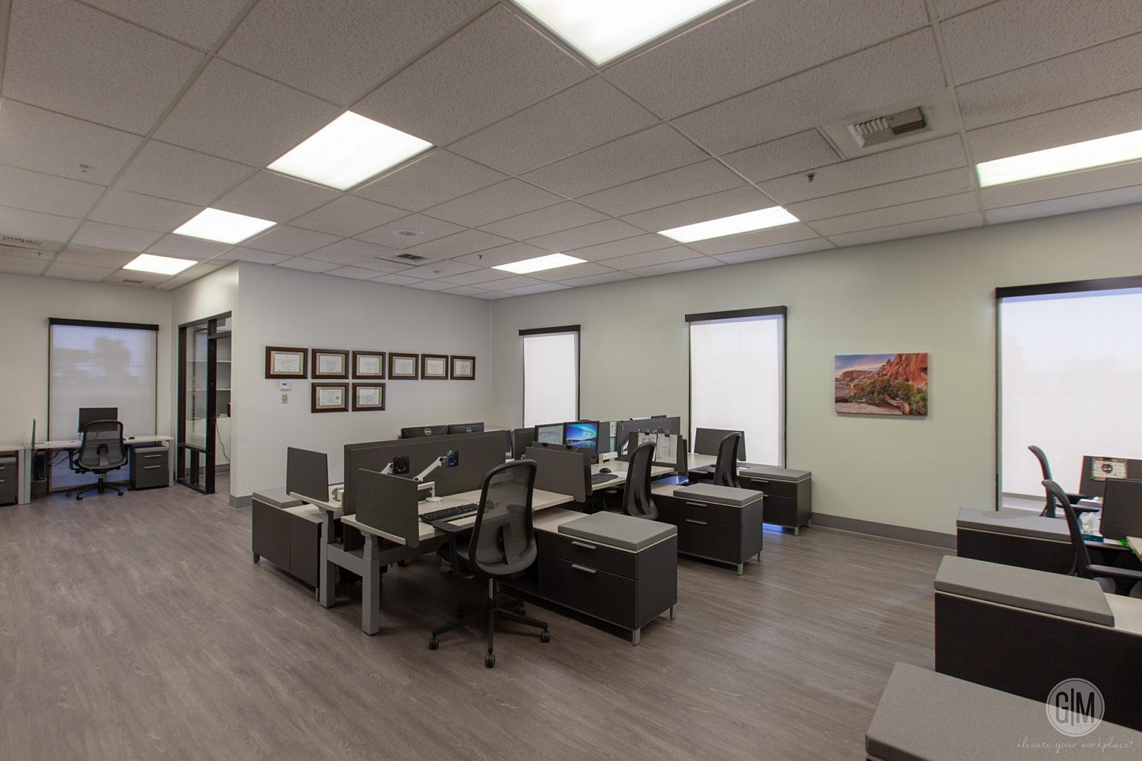 COSB Coroner's Office Team Area Makeover