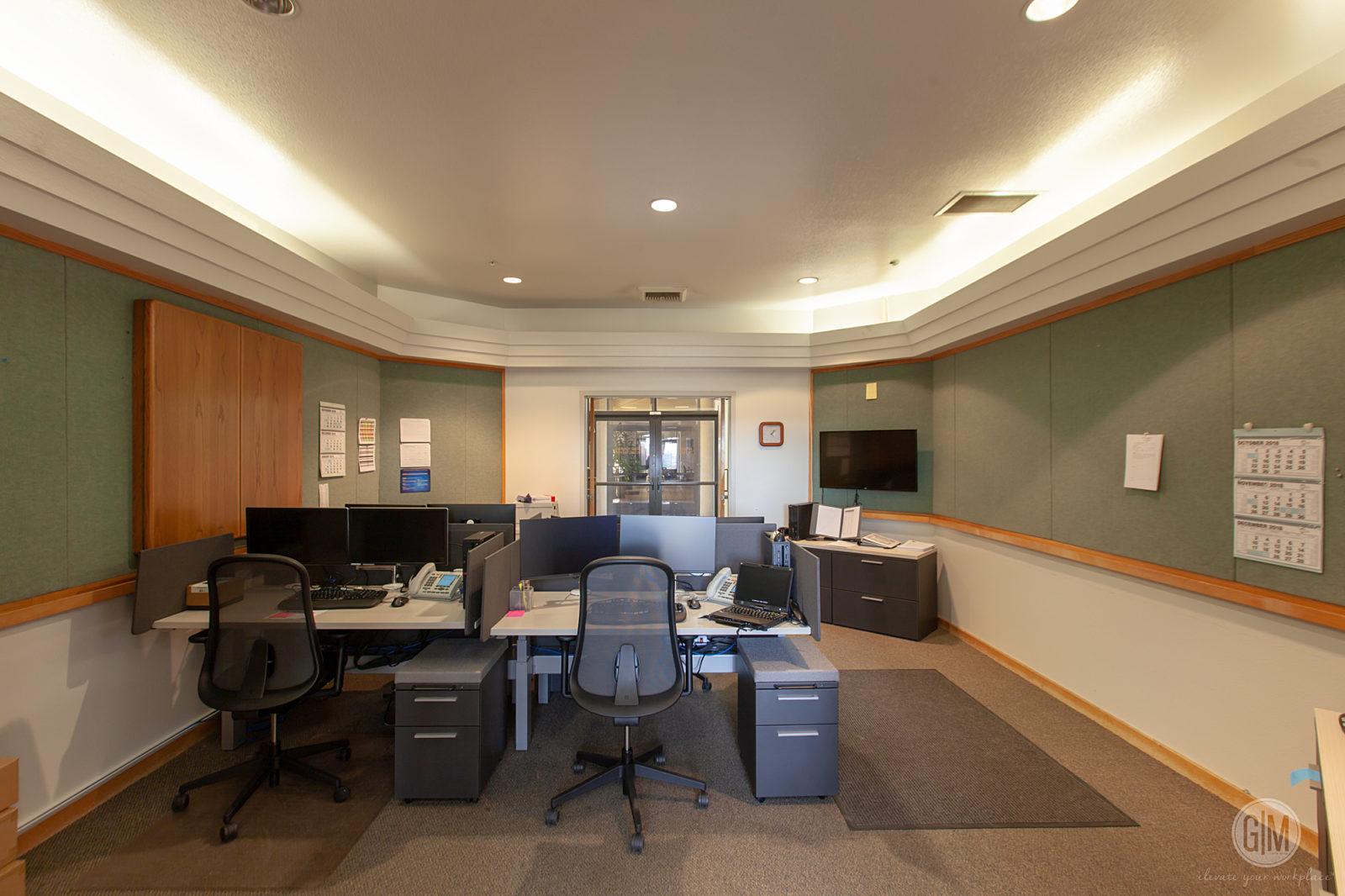 COSB Coroner's Office Team Office Makeover