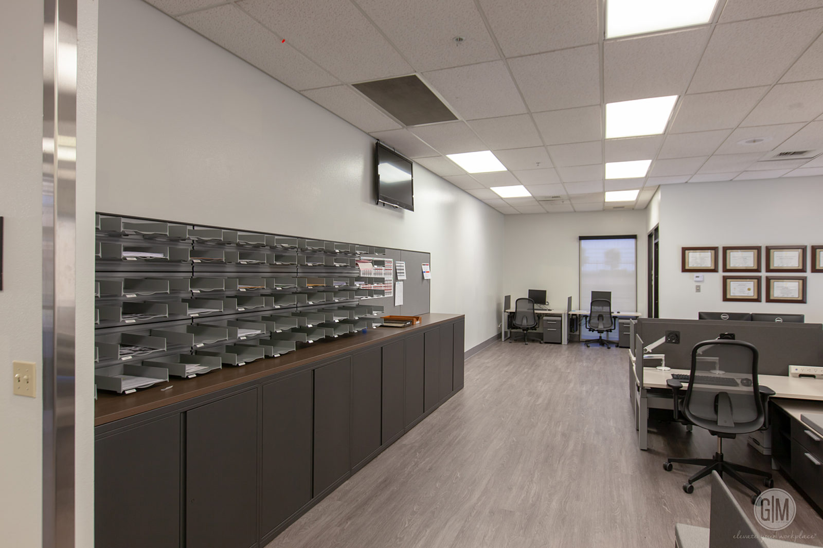 COSB Coroner's Office Collateral Section Makeover