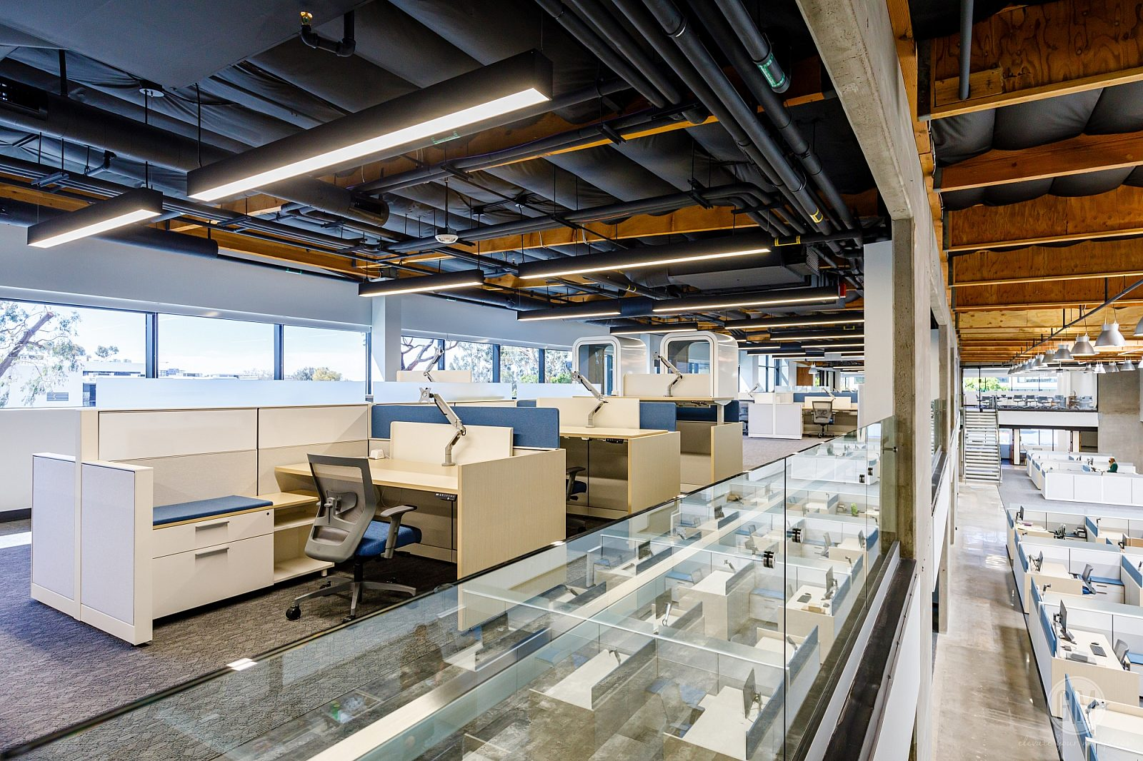 Neomorph GM Business Interiors Herman Miller San Diego Biotech